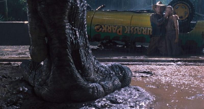 t rex kan je zien